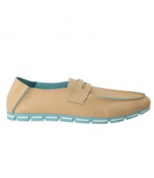Vostro Men Casual Shoes Click01 Beige VCS0027